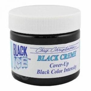 Chris Christensen Black Ice Black Creme 2.5oz (70g)