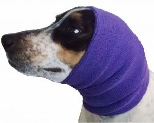 Happy Hoodie Purple
