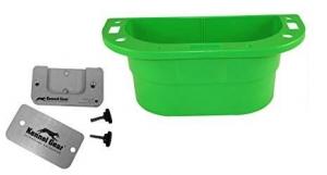 Kennel Gear Supply Caddy W/ SM Table - Green