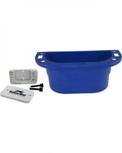 Kennel Gear Supply Caddy W/ SM Table Mount - Blue