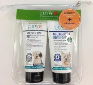 PAW Mediderm/Nutriderm Duo Pack