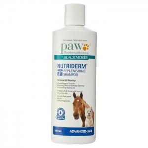 PAW Nutriderm Replenishing Shampoo 500ml