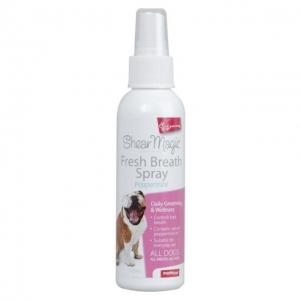 Shear Magic Fresh Breath Spray 125ml