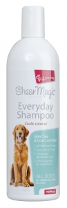 Shear Magic Professional Everyday Coconut Shampoo 500ml