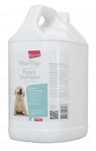 Shear Magic Professional Puppy Shampoo  5 Litre