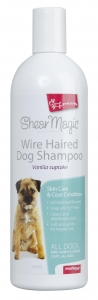 Shear Magic Wiry Hair Dog Shampoo 500ml