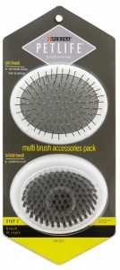 PetLife Professional Multi Brush Pack(w/ Bristle & Pin)
