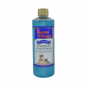 Pooches n Cream Glowsilk Shampoo Concentrate 5L