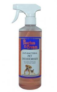 Pooches & Cream Pet Deodoriser -Original 500ml