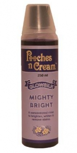 Pooches n Cream Glowsilk Mighty Bright 250ml