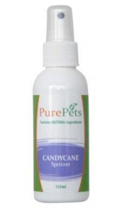 Pure Pets Candy Cane Spritzer 125ml