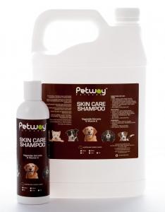 Petway Petcare GENTLE PROTEIN SHAMPOO with Aloe Vera & Baking Soda 500ml