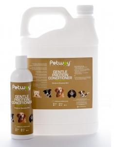 Petway Petcare GENTLE PROTEIN CONDITIONER with Aloe Vera 250ml