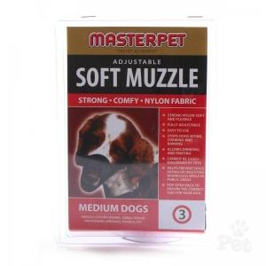 Masterpet Soft Muzzle Medium Dogs