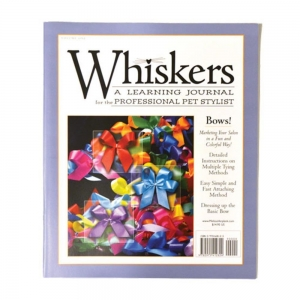 Whiskers Bow Making Book