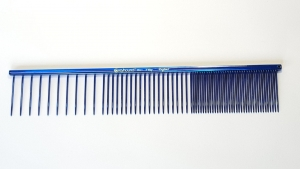 Ashley Craig Big Boy 3 Way Comb - Blue