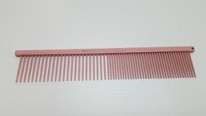 "Ashley Craig GREYHOUND Combs 7.5"" Beauty Medium Coarse/Fine Dior Sparkle"