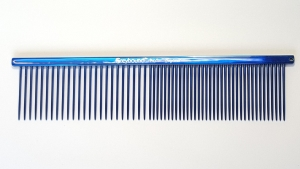 Ashley Craig Brute 7.5 inch Extra Long Tine Comb - Candy Blue