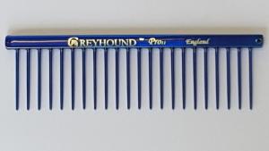 "AC Brat 4.5"" Fat Comb - Candy Blue"