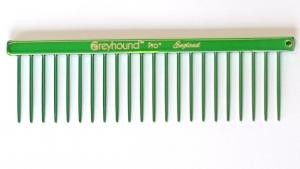 """AC Brat 4.5"""" Fat Comb - Candy Green"""