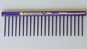 "AC Brat 4.5"" Fat Comb - Candy Purple"