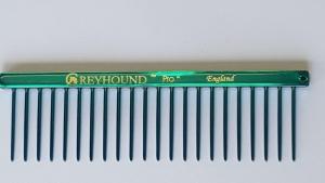 """AC Brat 4.5"""" Fat Comb - Candy Teal"""