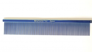 """Ashley Craig GREYHOUND Combs 7.5"""" Finesse Extra Fine Candy Blue"""