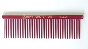 "AC Brat 4.5"" Skinny Comb - Candy Raspberry"
