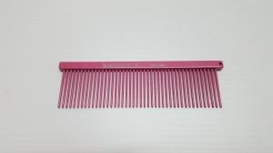"""AC Skinny Brat 4.5"""" Comb - Lipstick Sparkle"""