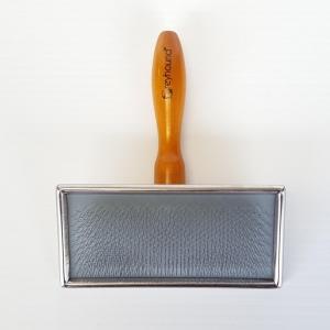 Ashley Craig GREYHOUND Wooden Slicker Large Brush