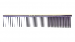 Ashley Craig Big Boy 3 Way Comb - Purple