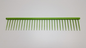 "Ashley Craig Bitch 10""  x 1.75"" Comb - Lime Sparkle"