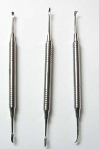 Ashley Craig Teeth Scaler Type C - Both Ends Angled Left & Right Side