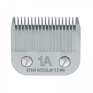 Aesculap #1A  Clipper Blade - 3.2mm - Click for more info