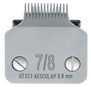 Aesculap Detachable Blade Size #7/8 Toe - Click for more info