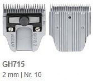 Aesculap Favorita Blade 2mm