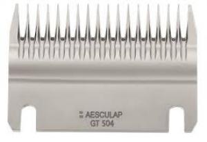 Aesculap Lower Cutter Plate Wide Teeth 18 Teeth GT