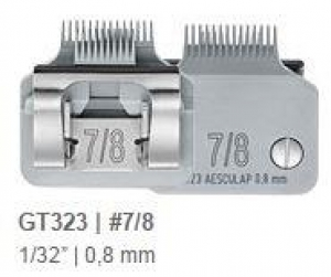 Aesculap Detachable Blade Size #7/8 Toe