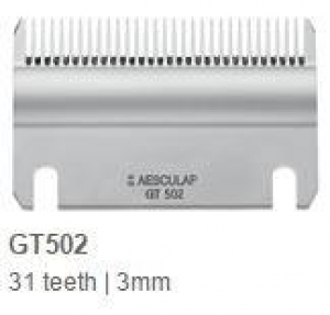 Aesculap 31 Tooth Bottom Blade (GT502)