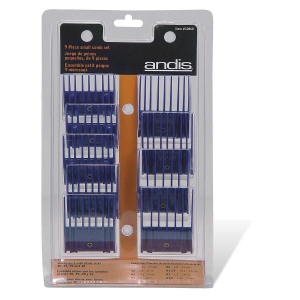 Andis 9 Piece Snap On Comb Set