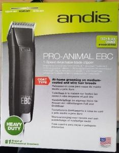 Andis Groom Easy Clipper Kit (EBC)