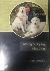 The Paragon Pet Styling Series Bathing & Drying Silky Coat