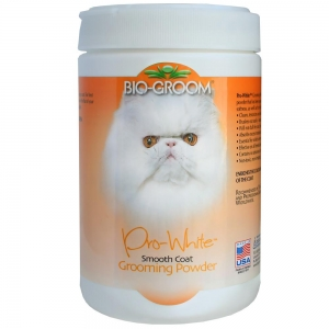 Bio-Groom Pro White Chalk Smooth 170G
