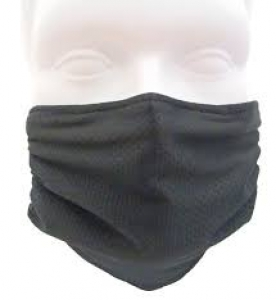 Breathe Healthy Honeycomb Blue Mask
