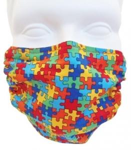 Breathe Healthy Puzzle Mask