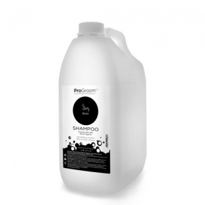 Progroom Black Shampoo - 5L