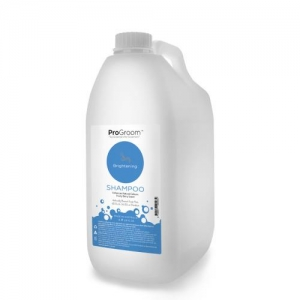 Progroom Brightening Shampoo - Blue 5L