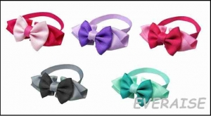 Bow Ties Collar Butterflies Mixed Colours -  Individual