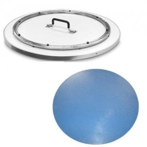 Lazy Susan  - Multi Purpose Rotating Table Top Blu