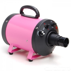 Lazor RX Variable Speed Dryer with Heater - Pink